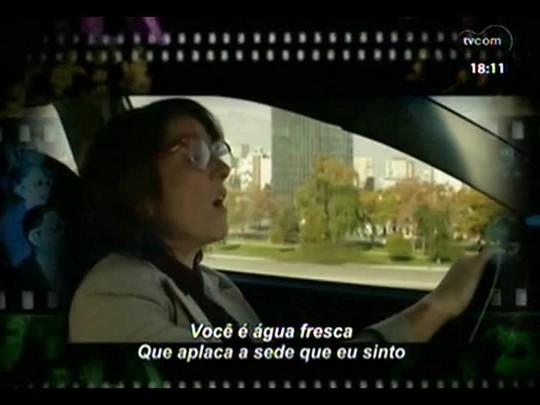 Programa do Roger - Gloria, Cineclube, clipe Madonna - Carlinhos Carneiro - Bloco 3 - 31/01/2014