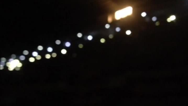 Mesmo com apagão no Estádio, Torcida do Inter fez a festa - 18/02/2014
