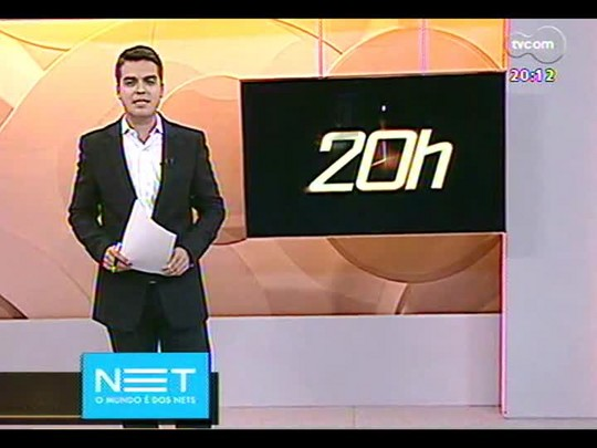 TVCOM 20 Horas - Reviravolta na aprovação do projeto do fundo cicloviário de Porto Alegre - Bloco 2 - 16/04/2014
