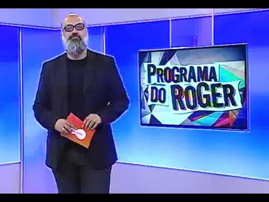 Programa do Roger - Músico Marcello Caminha - Bloco 1 - 28/04/2014