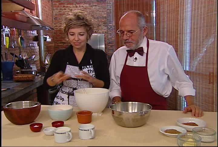 Anonymus Gourmet - Anonymus prepara três receitas de bolo