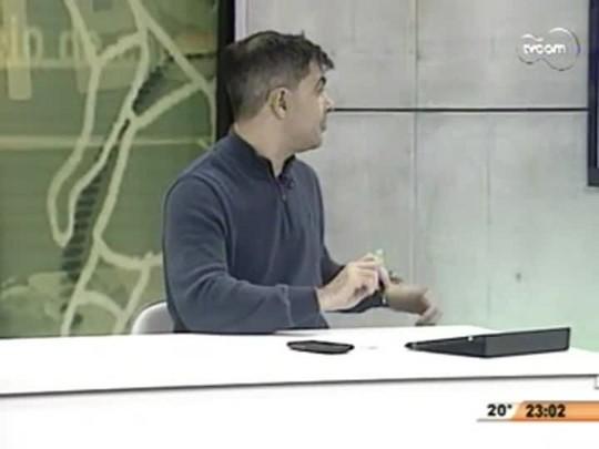 Bate Bola - Figueirense e Atlético Mineiro - 4ºBloco - 17.08.14