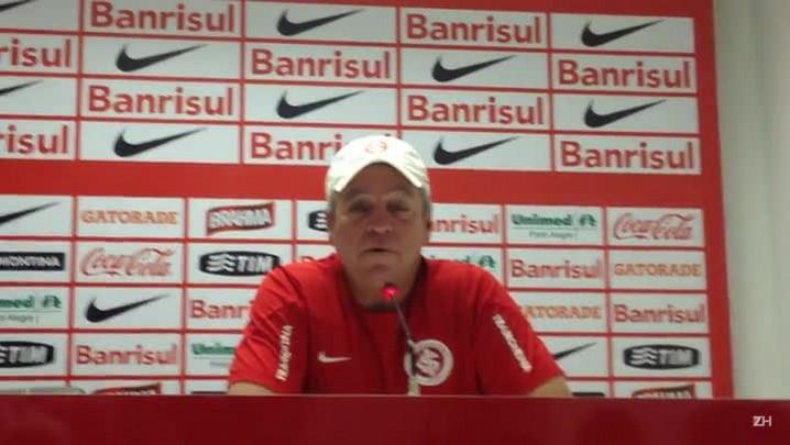 """Abel Braga: \""""Se eu não ficar no Inter, não sei se vou trabalhar em algum clube brasileiro\"""""""
