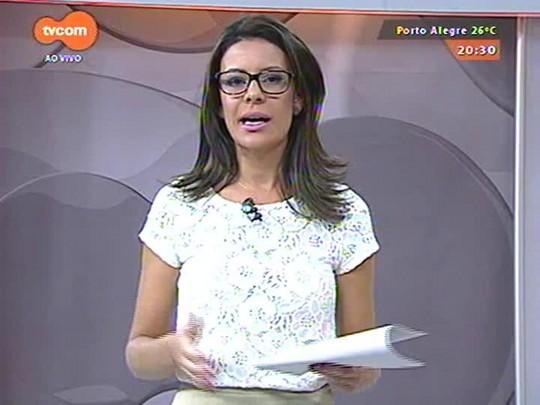 TVCOM 20 Horas - Polícia prende quadriha de traficantes que expulsa famílias de casa em Esteio - 22/01/15
