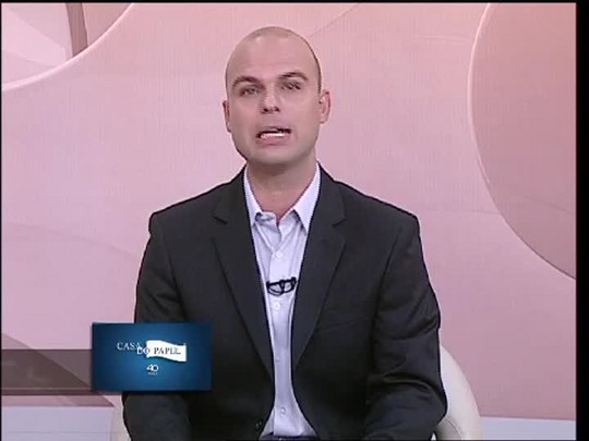 TVCOM 20 Horas - O desaquecimento do mercado imobiliário - 09/02/15
