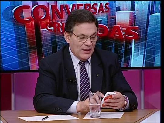 """Conversas Cruzadas - Debate sobre \""""grenalização\"""" - Bloco 3 - 26/02/15"""