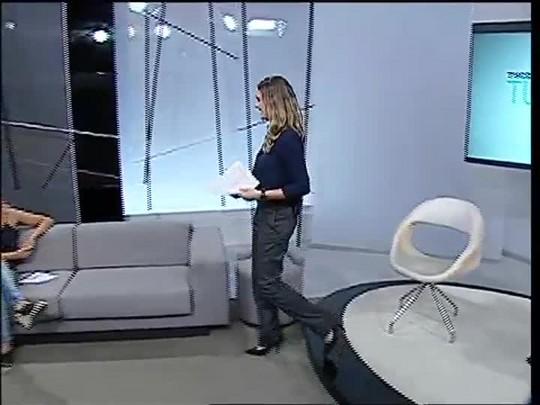 TVCOM Tudo Mais - Bate-papo com a escritora Letícia Wierzchowski