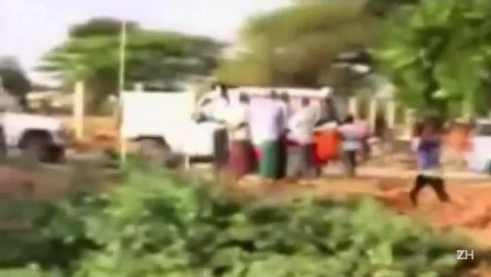 Mortos e reféns no Quênia