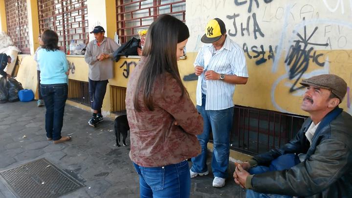 Indigência: moradores preferem a rua aos abrigos