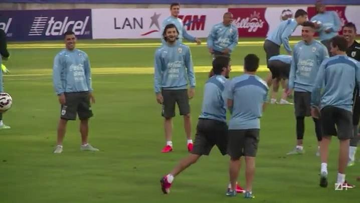 Uruguai encara Argentina pela Copa América