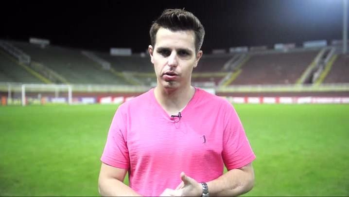 """Uma de suas piores exibições no campeonato\"""", diz Elton Carvalho, sobre JEC x Flamengo"""