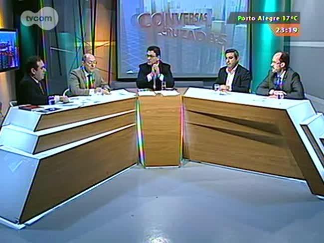Conversas Cruzadas - Debate sobre projetos de lei para o tratamento de dependentes químicos - Bloco 3 - 02/09/2015