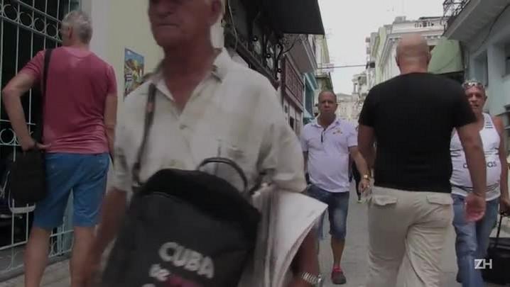 Cuba liberta prisioneiros pelo papa