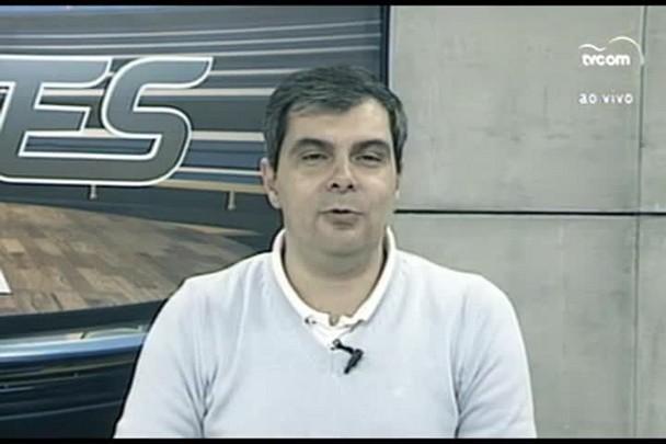 TVCOM Esportes. 3ºBloco. 27.10.15