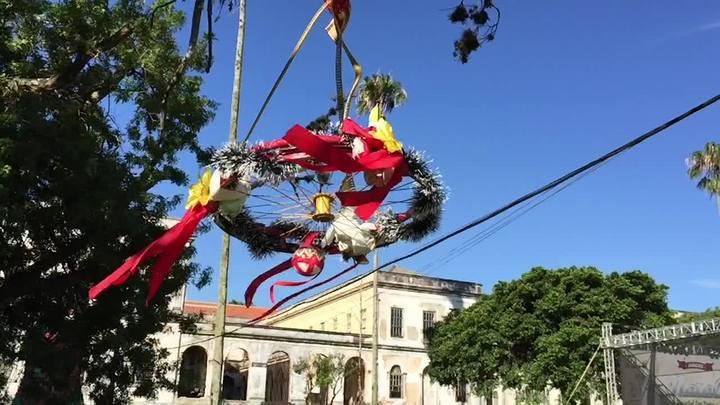 Pacientes do Hospital São Pedro ganham festa de Natal