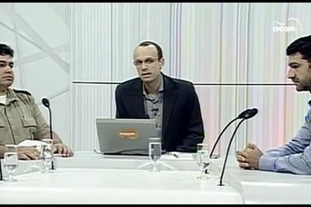 TVCOM Conversas Cruzadas. 2º Bloco. 04.01.16