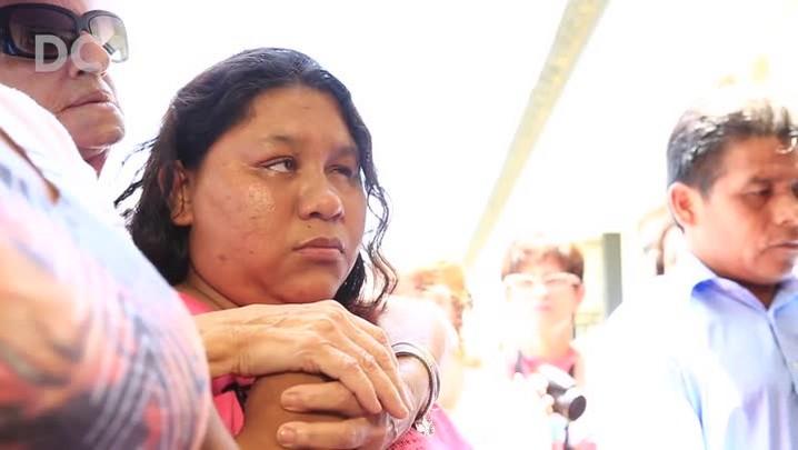 Índios questionam delegado sobre crime em Imbituba