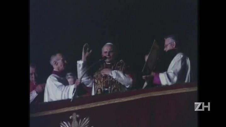 João Paulo II teve amizade intensa com filósofa casada