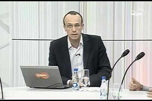TVCOM Conversas Cruzadas. 4º Bloco. 03.03.16