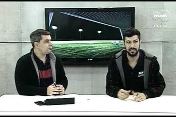 TVCOM Esportes. 3º Bloco. 19.07.16