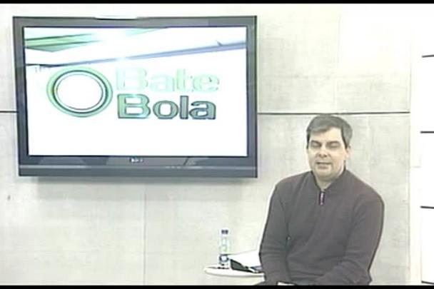 TVCOM Bate Bola. 3º Bloco. 08.08.16