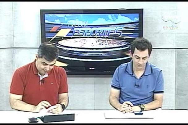 TVCOM Esportes. 2º Bloco. 22.09.16