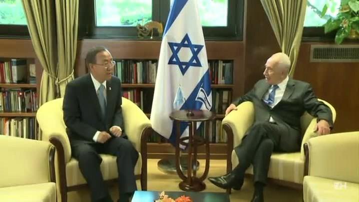 Ex-presidente e Nobel da Paz Shimon Peres morre aos 93 anos