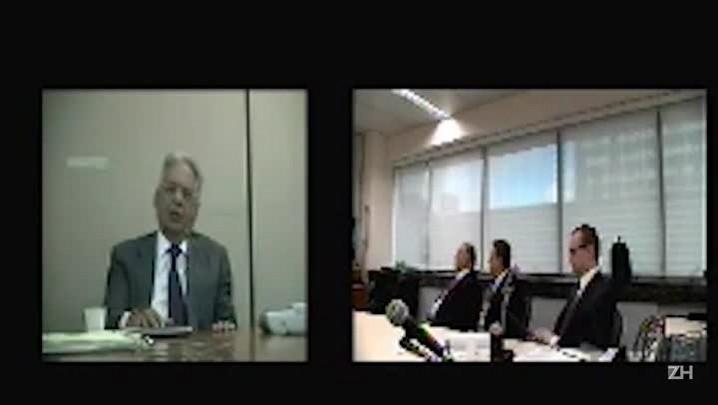 FHC diz não ter tomado conhecimento sobre cartel na Petrobras durante sua gestão
