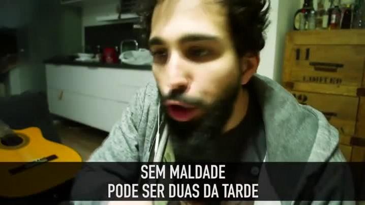 Humorista Murilo Couto faz rap sobre Caxias do Sul
