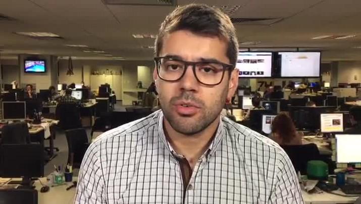 Diori Vasconcelos comenta arbitragem de Inter x Paraná