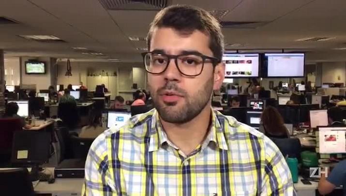 Diori Vasconcelos comenta a arbitragem de CRB x Inter