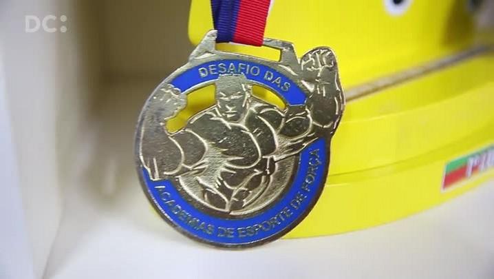 O porteiro em Floripa que vai representar o Brasil no Sul-Americano de Powerlifting