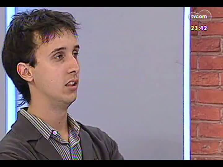 Mãos e Mentes - Sócio-fundador da Homeless Storyteller, Artur Scartazzini - Bloco 2 - 17/04/2013