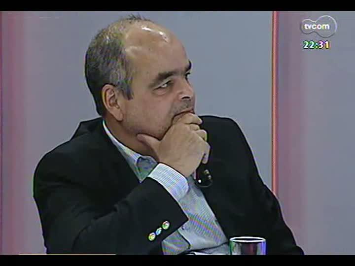 Conversas Cruzadas - Aumento da taxa Selic: consequências para a economia brasileira e em que medida isso poderá conter o crescimento da inflação - Bloco 2 - 18/04/2013