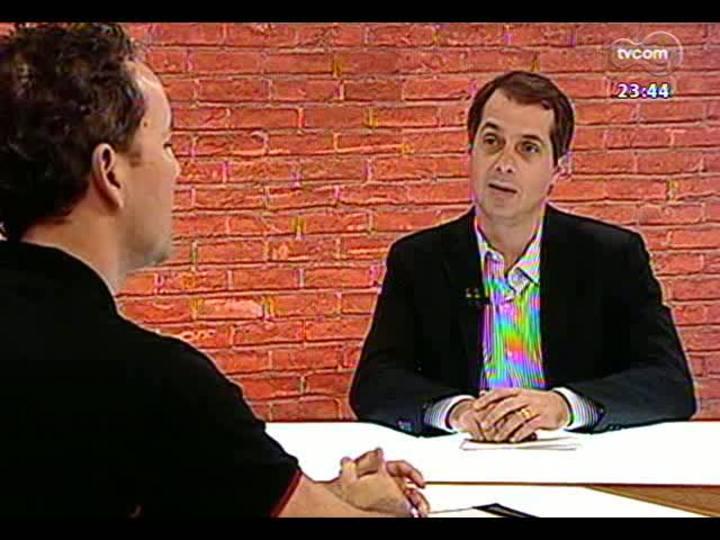 Mãos e Mentes - Diretor-técnico da SBPA Simuladores de Vôo, Luciano Zoppo - Bloco 2 - 02/05/2013