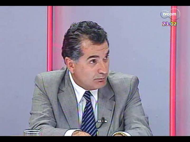 Conversas Cruzadas - Debate sobre os réus condenados pelo mensalão que entraram com recursos para reduzir penas - Bloco 4 - 03/05/2013