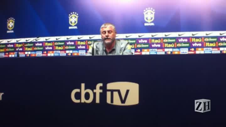 Doutor Runco anuncia corte de Leandro Damião na Copa das Confederações