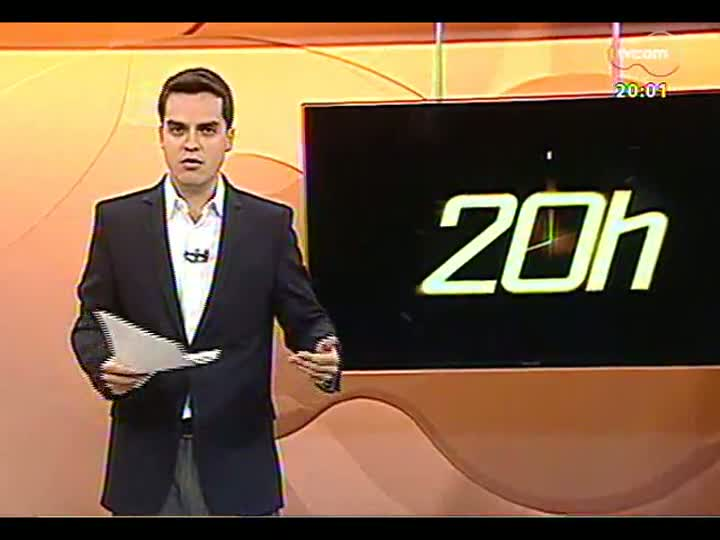 TVCOM 20 Horas - Entrevista com o gerente regional da Anatel, que não foi ouvido na CPI da Telefonia - Bloco 1 - 13/06/2013