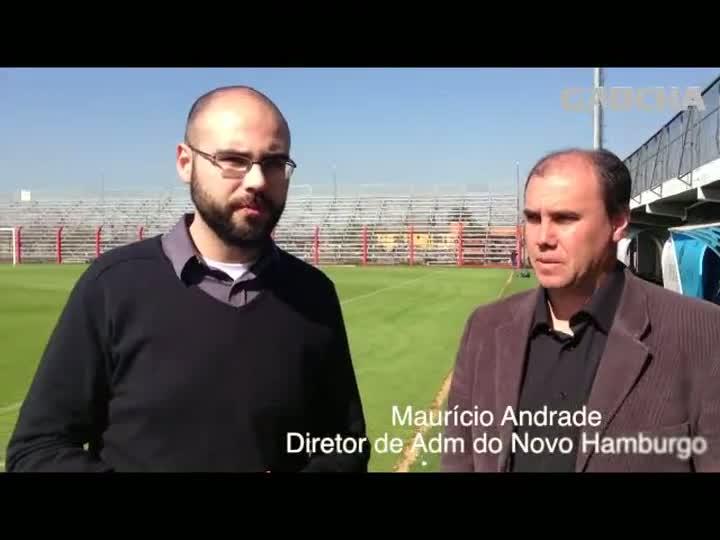 Estádio do Vale com a cara do Inter - 07/08/2013