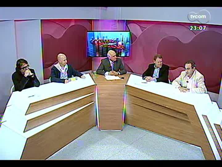 Conversas Cruzadas - Debate sobre o Movimento Rio Grande do Sim, que estimula a a mudança de atitude da população - Bloco 4 - 19/08/2013