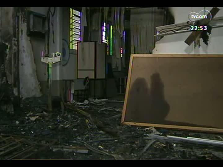 Conversas Cruzadas - Análise da situação dos jovens que incendiaram a escola em Eldorado do Sul - Bloco 3 - 22/08/2013