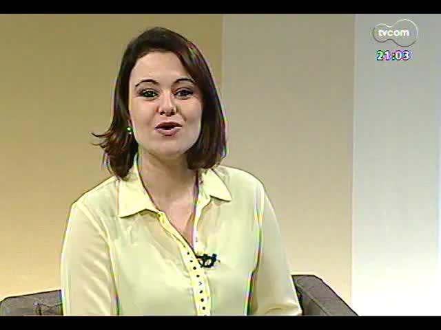 TVCOM Tudo Mais - Organizadores falam sobre o Congresso Gaúcho de Jovens Lideranças Empresariais