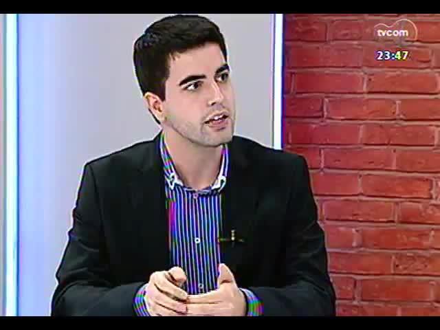 Mãos e Mentes - Sociólogo e pesquisador da UFRGS Bruno Morche - Bloco 2 - 13/09/2013