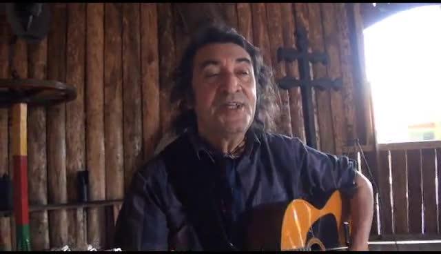 João Chagas Leite canta para o Diário de Santa Maria