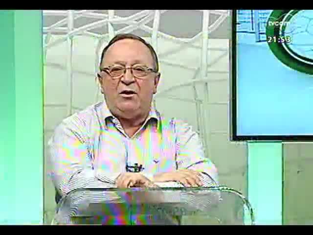 Bate Bola - Repercussão de toda rodada do Campeonato Brasileiro 2013 - Bloco 2 - 04/11/2013