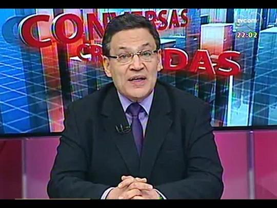 Conversas Cruzadas - O que o STF vai decidir sobre a correção da poupança nos planos Bresser e Collor? - Bloco 1 - 27/11/2013