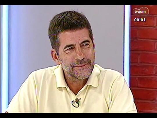 Mãos e Mentes - Coordenador do programa \'Brasil Voluntário\' em Porto Alegre, Márcio Gilberto Silva de Souza - Bloco 2 - 04/12/2013