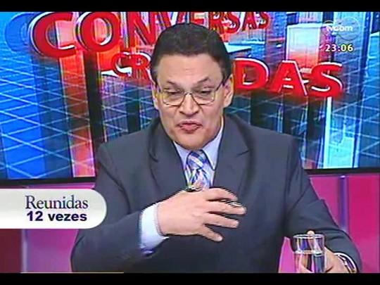 Conversas Cruzadas - Especialistas fazem balanço do cenário político atual e projetam 2014 - Bloco 4 - 30/12/2013