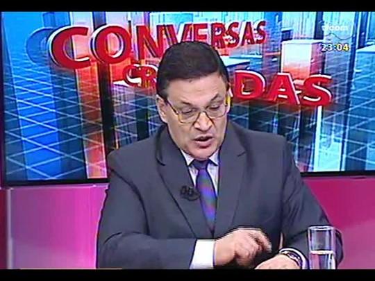 Conversas Cruzadas - Como evitar a falta de água para moradores da Região Metropolitana? - Bloco 4 - 02/01/2014