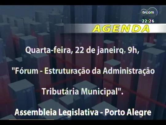 Conversas Cruzadas - O que deve acontecer na disputa judicial sobre o salário mínimo regional dos comerciários? - Bloco 2 - 21/01/2014
